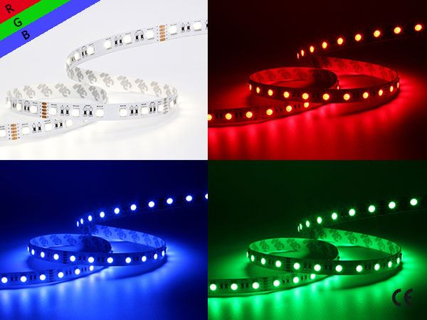 Taśma-LED-RGB-14,4W-12V-IP20-60LED-1m-rolka-50m-EKO