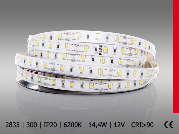 architektura design led strips cri ra 90 95