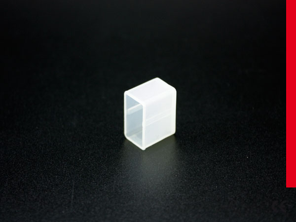 NEON LED SIDELIGHT 6x12mm / Końcówka do NEONU / silicon end cup