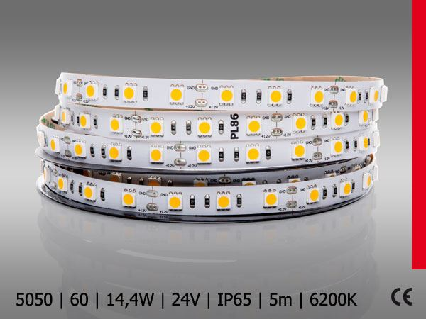 Taśma Pol LED 5050300LED/5M IP65